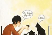 J'adore des chats! / by jessie p