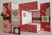 Special fold cards