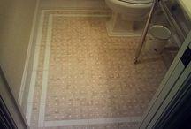 Bathroom - Flooring