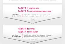 Tabata/HIIT Workouts