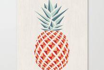 Leuke plaatjes / Ananas
