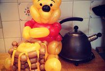 Winnie the pooh cumpleaños