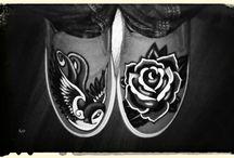 zapatillas personalizadas #ben_shoes / Zapatillas muy originales y divertidas!