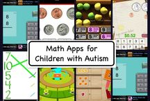 Math for Students with Autism / Visual Math activities for special education students.