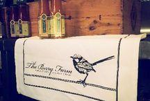 Best Merchandise / Brand Awareness / Promotional Tea Towels / Merchandise branding printed onto a tea towel