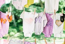 Posh Envy: Baby Showers / Budget chic baby shower ideas and resources