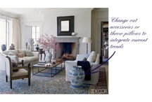 Lovely Living Rooms / by GibsonDesignGroup