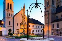 Veszprém / Mio città! My city!