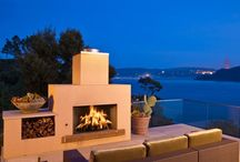 Ecstasy Models By the Fire! Gorgeous Fireplaces / Fireplaces that will leave you in awe.