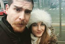 Instagram In attesa del bus che ci porti a #raccontareilsé, qui a Torino! :D  Il meteo diceva sole, ma questa città non era d'accordo!