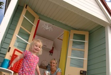Beach Huts / Informative websites about how to book your beach hut, as well as colourful, lovely photos of our huts!