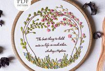 Embroidery by Rina Podolyak