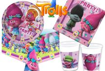 TROLL BIRTHDAY PARTY