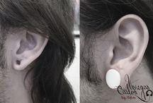 Carlos Venegas Piercer / Profesional en el Body Piercing y Body Mod