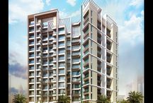 THE PALMS-NERUL / It is a G+14 Storey Tower at PALM BEACH ROAD,NERUL