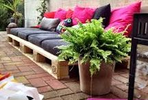Recycled pallet inspirations