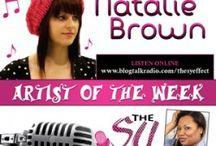 Music Interviews / Interviews regarding my music career.