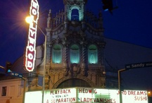 Hollywood Theaters / Hollywood has some of the most beautiful theaters in the world.