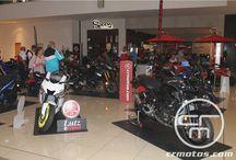 EXPOMOTO  Octubre 2017 / La más grande feria de motos en Costa Rica, en donde participan marcas de motos en venta en Costa Rica.
