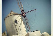 Grecia / Instantáneas de algunas Santorini, Paros y Mykonos. Un viaje de ensueño