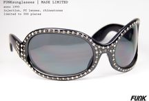 FUNK sunglasses   vintage - back to the past ;o) / FUNKeyewear had a past - FUNKsunglasses  Here are some impressions