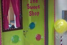 Classroom shop