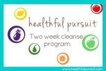 Getting healthy / by Ashley Kelly