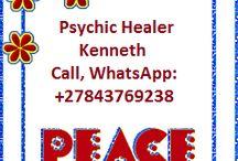 Spiritual Candle Healer Psychic Kenneth on WhatsApp: +27843769238