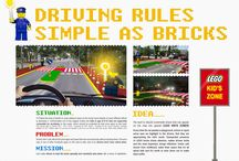 Driving rules simple as bricks