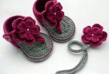 baby sandal patterns