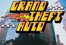 Grand Theft Auto Series / Grand Theft Auto Games