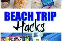 Beach Trip Hacks