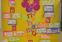 Name Activities / Activities for kindergarteners to help them learn the letters in their names...