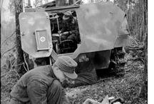 WW2 - SDKFZ 250/5 / Sd.Kfz. 250/5– pojazd obserwacyjny dla artylerii.