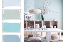 DECOR Colour palette