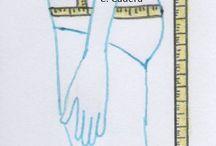 costura medidas