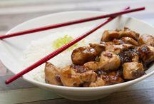 Csirke, liba, pulyka, kacsa / Íme néhány egyszerű recept egy gyors csirke, liba, pulyka vagy kacsa vacsorához.