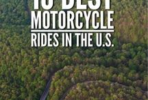 Idées voyage moto