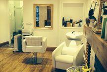 Viia Hair & Nail Salon. / New salon Viia Hair & Nails.