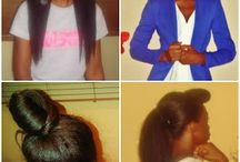 My Style - Hair: Natural | Care