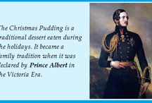 Christmas Pudding Facts: From the Beginning / We care about the history of popular foods and this time we are sharing the history of Christmas Pudding.