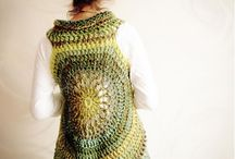 crochet clothes / by Madeleine