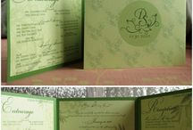 Chantelle Wedding invites