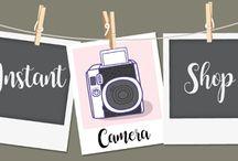 Instax foto accessoires