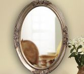 Mirror, Mirror on the Wall  2014 / by Maureen Cramer