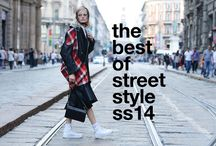 Street Style / Check out my fashion report on the latest street style coverage. More on www.kristellouisa.com