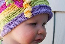 baby caps knit patterns