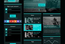Free UI Resources / Free UI/UI resources for mobile apps design