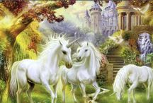 Unicorn Wisdom / Welcome to all who want to experience stepping into a mystical, magical energy of the Unicorn.The Unicorn teaches faith and belief in self. It gives freely of itself.
