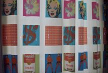 Artist Paintings in Home Textiles